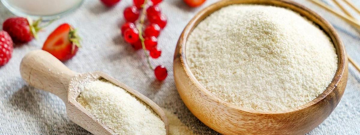 Манная крупа - из чего делают и как выбрать, состав и калорийность продукта, польза для организма