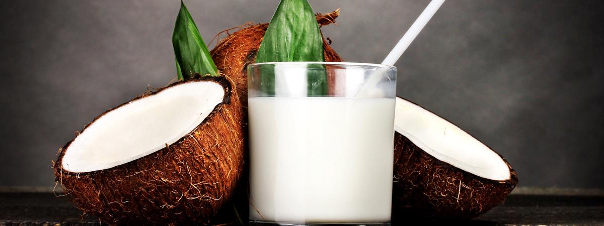 Кокосовое молочко применение