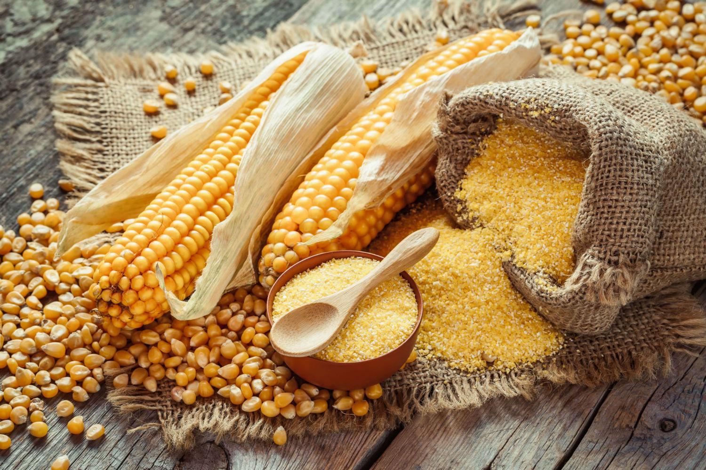 Мука кукурузная обойная