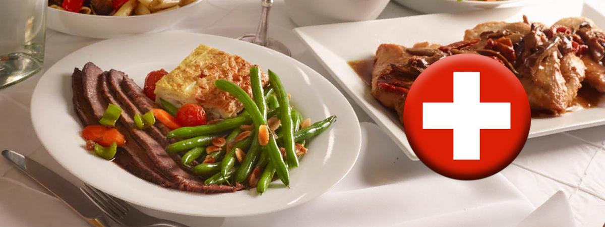 Швейцарская национальная кухня - особенности блюд