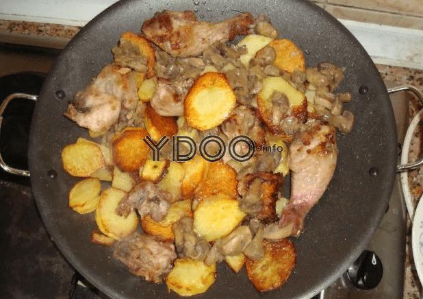 Фото блюда на садже