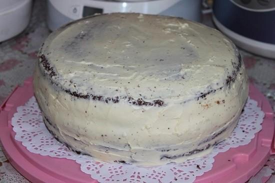 рецепт торта под мастику с фото письмо просто сделать