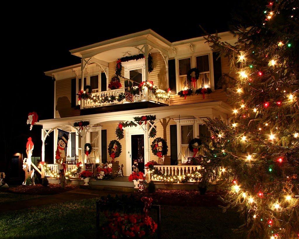 Картинки про, рождественские картинки американские