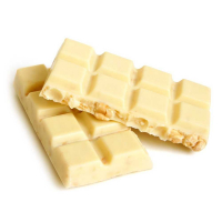 две плитки белого шоколада