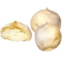 конфеты, покрытые белой глазурью