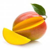 надрезанный манго