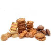 различные виды печенья