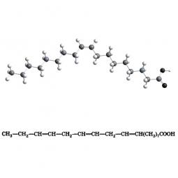 структурная и химическая формула цис-кислоты