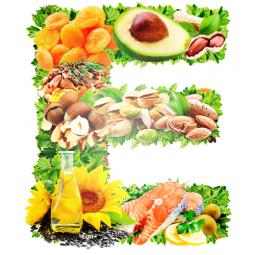 в каких продуктах содержится витамин Е