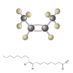 структурная и химическая формула цис изомера