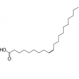химическая формула гадолеиновой кислоты