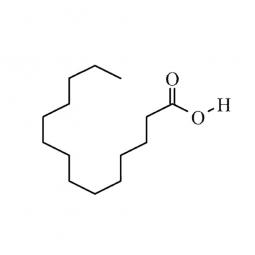 химическая формула миристиновой кислоты