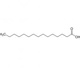 химическая формула пентадекановой кислоты