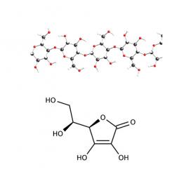 структурная и химическая формула пищевых волокон