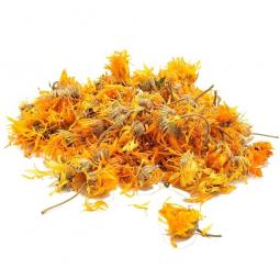 сушеные цветки календулы