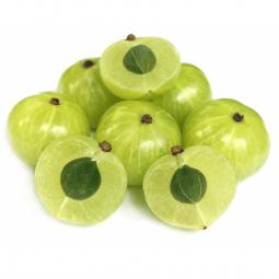 ягоды зеленого крыжовника