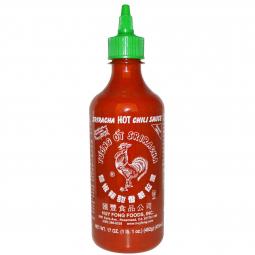 бутылочка острого соуса чили