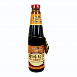 устричный соус в бутылке