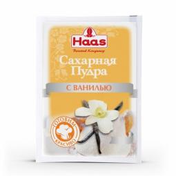 пакетик ванильной пудры