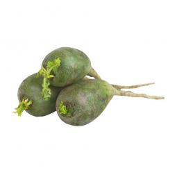 плоды зеленой редьки