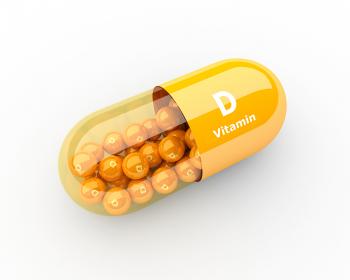 пилюля с витамином D