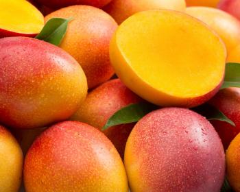 спелое манго